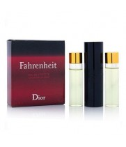 Christian Dior - Farenheit. 3x20 ml