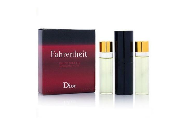 Christian Dior - Farenheit. 3x20 ml