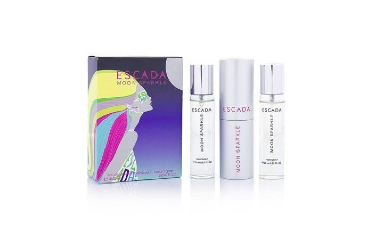 Escada - Moon Sparkle. 3x20 ml