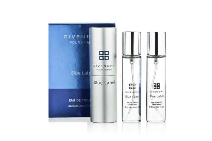 Givenchy - Pour Homme Blue Label. 3x20 ml