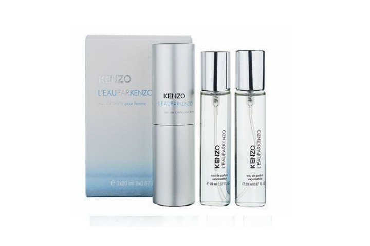 Kenzo - L'eau Par Pour Femme. 3x20 ml