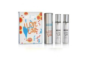 Moschino - I Love Love. 3x20 ml