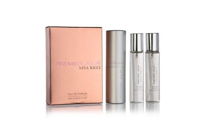 Nina Ricci - Premier Jour. 3x20 ml