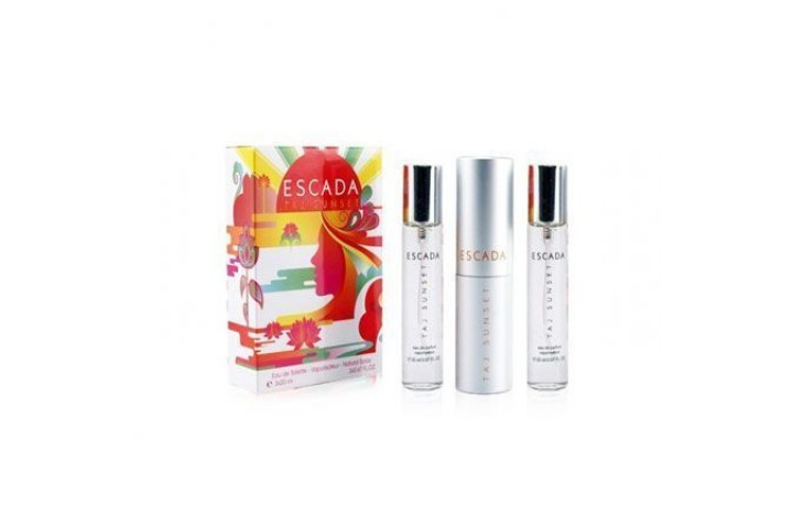 Escada — Taj Sunset. 3x20 ml