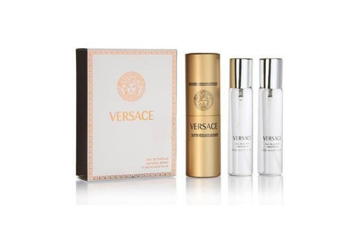 Versace — Versace. 3x20 ml