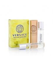 Versace - Yellow Diamond. 3x20 ml
