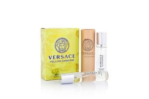 Versace - Yellow Diamond. 3x20 ml