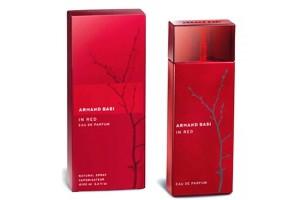 Женская парфюмерная вода Armand Basi In Red Eau de Parfum (Ин Ред О Де Парфюм)