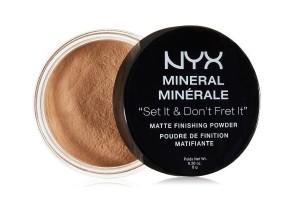 Матирующая пудра NYX Mineral