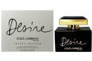 Dolce&Gabbana The One Desire TESTER женский 75 мл