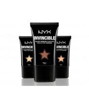 Тональный крем NYX Invincible