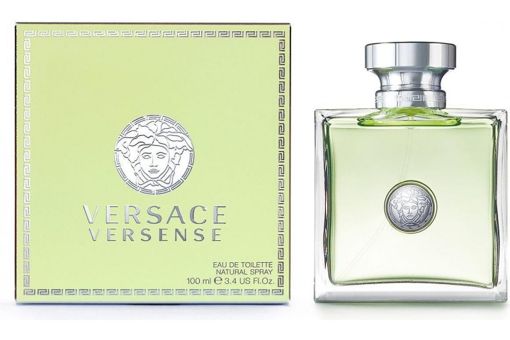 Женская туалетная вода Versace Versense