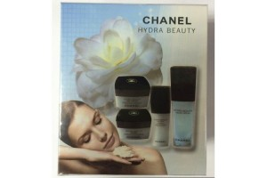 Набор кремов для лица Chanel Hydra Beauty из 4 кремов