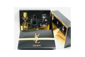 Подарочный набор парфюмерии Yves Saint Laurent 3в1